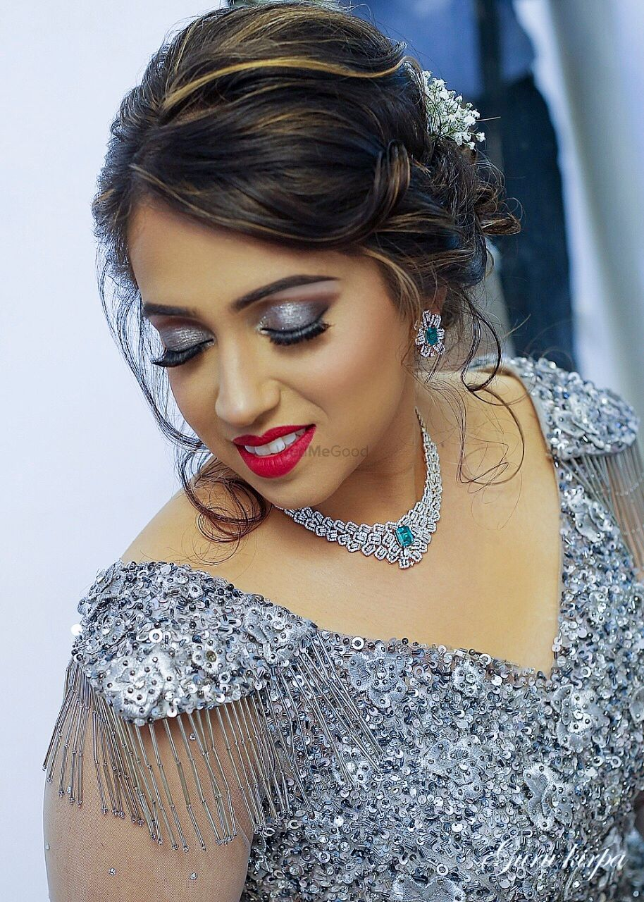 Photo From engagement look - By Get Gorgeous with Ridhi