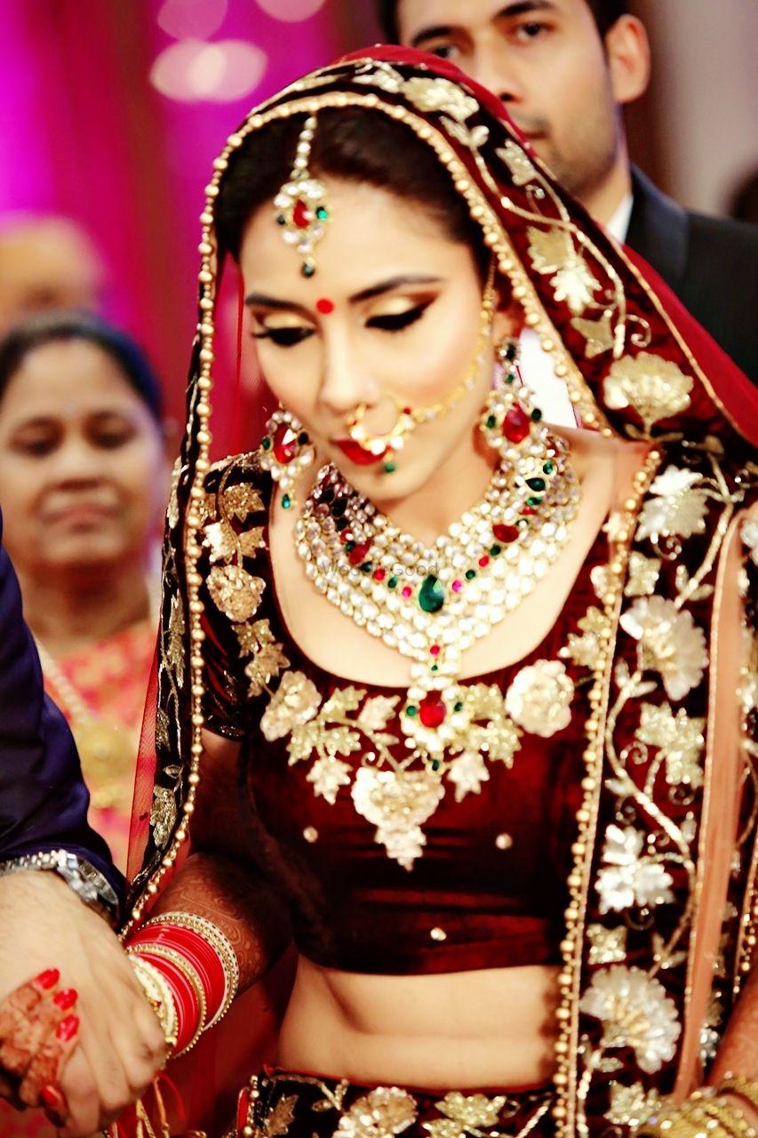 Photo From Bridal Portfolio - By Khushboo Mishra