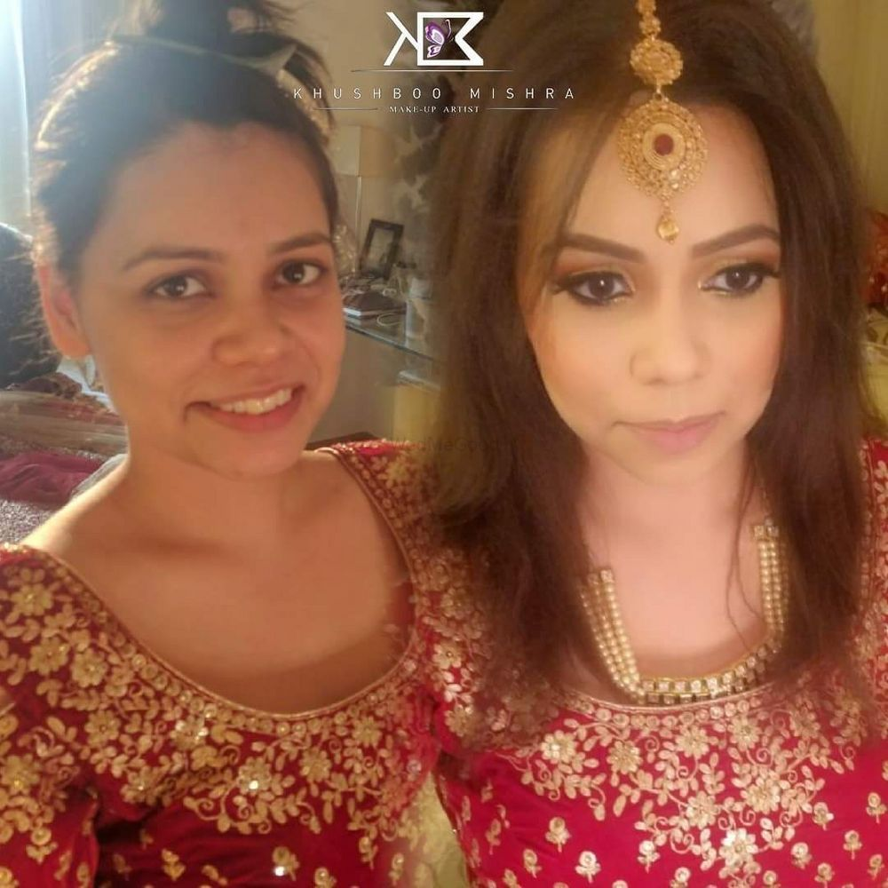 Photo From Bridal, Engagement & Party Makeup Look - By Khushboo Mishra
