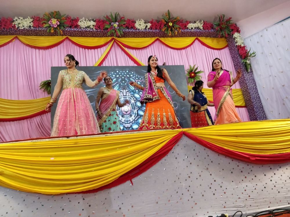 Photo From Puja wed santy - By My Dance Academy