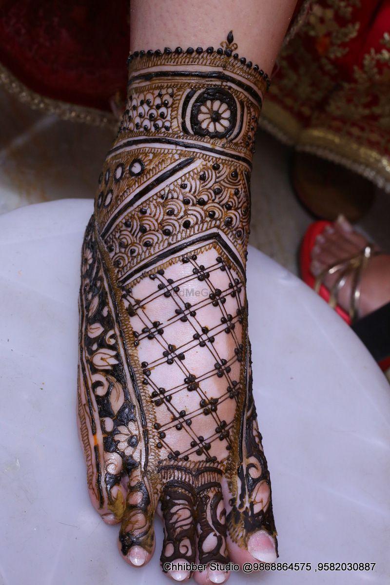 Photo From Mrinali Kalia, the make up artist, Bridal mehendi on 9th march at ASHOK VIHAR - By Shalini Mehendi Artist