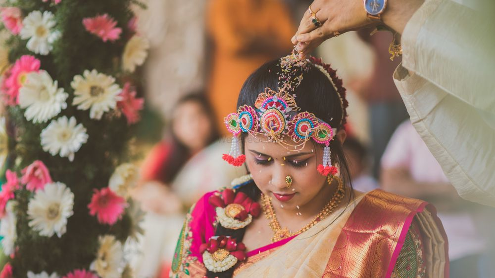 Photo From Sneha & Gagan - By Kiran Kallur Photography