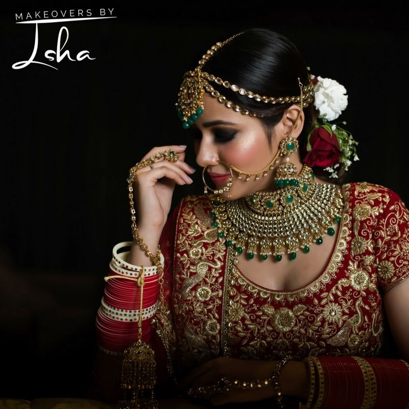 Photo From Celebrities and Glamorous Makeup's - By Makeovers By Isha