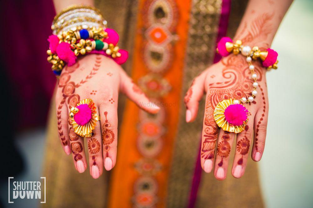 Photo of Gota jewellery gota haathphool