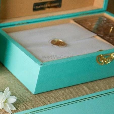 Photo From The gold Ginkgo - By Diksha Mehta Invites