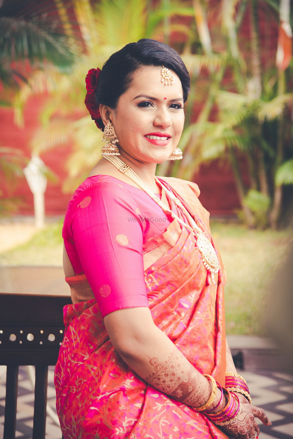 Photo From Sailis wedding album - By Poonam Lalwani Bridal Hair and Makeup Artist