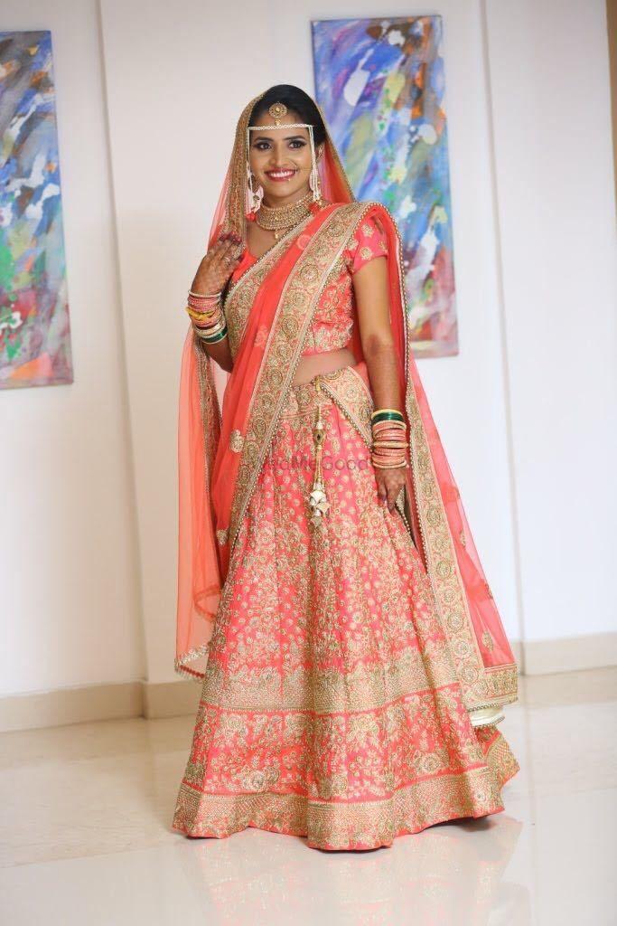 Photo From Varsha Pundits bridal album - By Poonam Lalwani Bridal Hair and Makeup Artist
