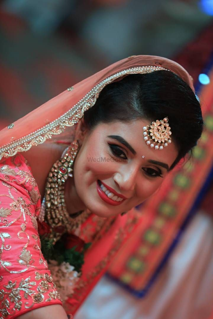 Photo From nidhi soparwala - By Poonam Lalwani Bridal Hair and Makeup Artist