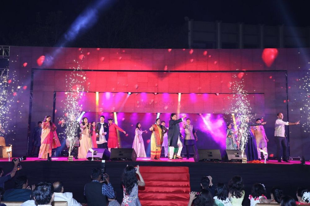 Photo From JVPD Ground wedding Mumbai  - By Raahil Dance Team