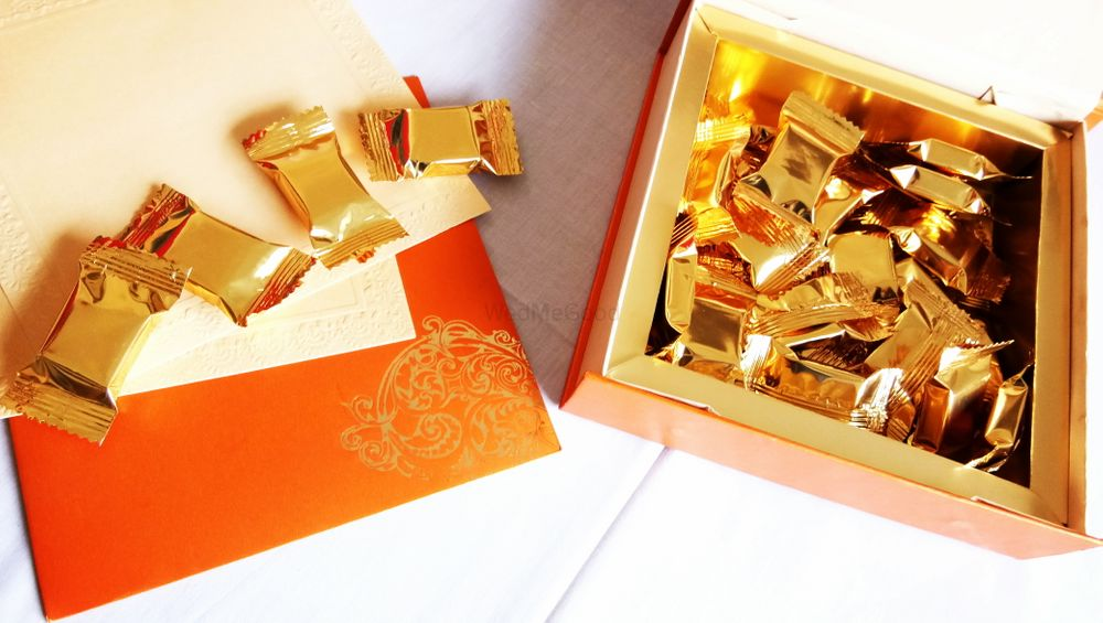 Photo From CWC 606204 - By Chocodusk Gifts