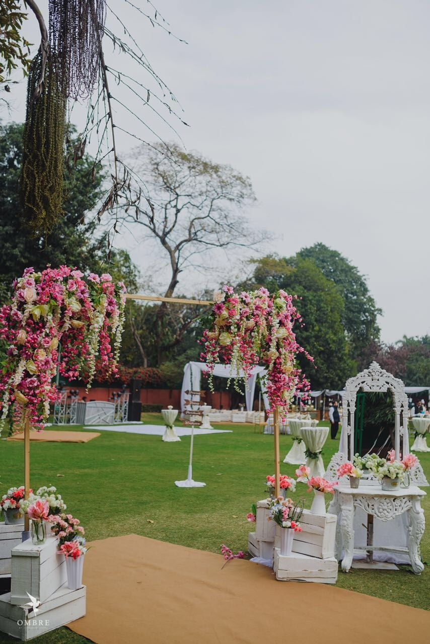 Photo From Aayushi & Chirag Sundowner Engagement - By Exquisite Events