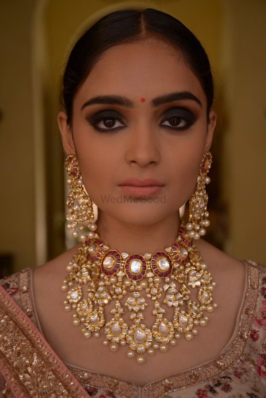 Photo of Stunning uncut diamond necklace with matching earings