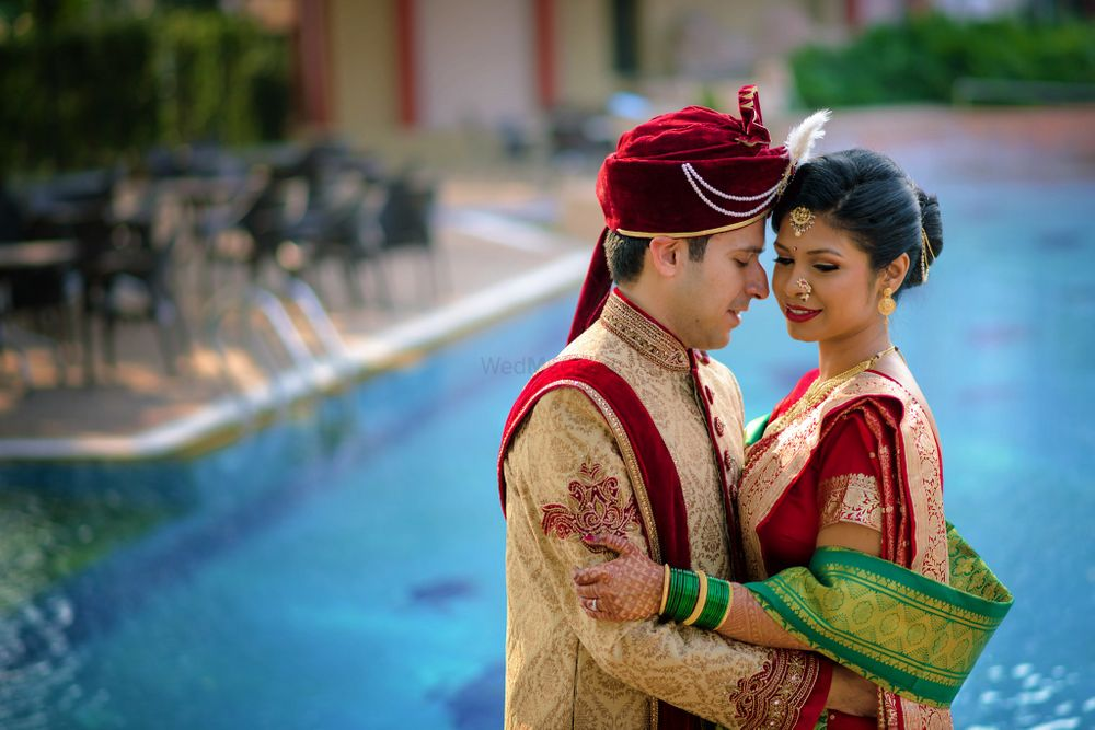 Photo From Preetis wedding - By Poonam Lalwani Bridal Hair and Makeup Artist