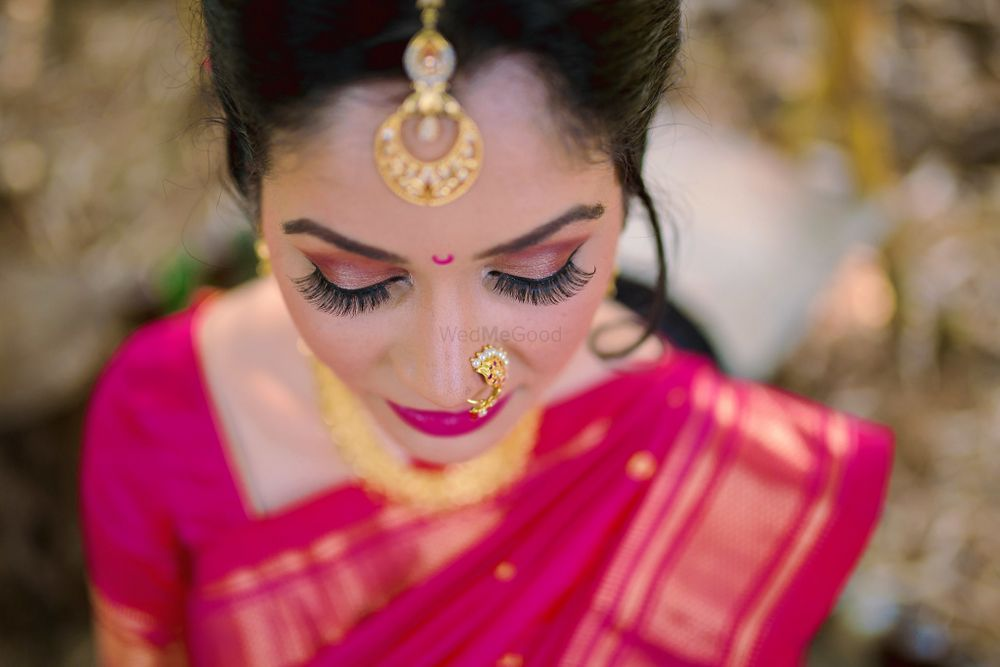 Photo From Krutikas wedding ceremony - By Poonam Lalwani Bridal Hair and Makeup Artist