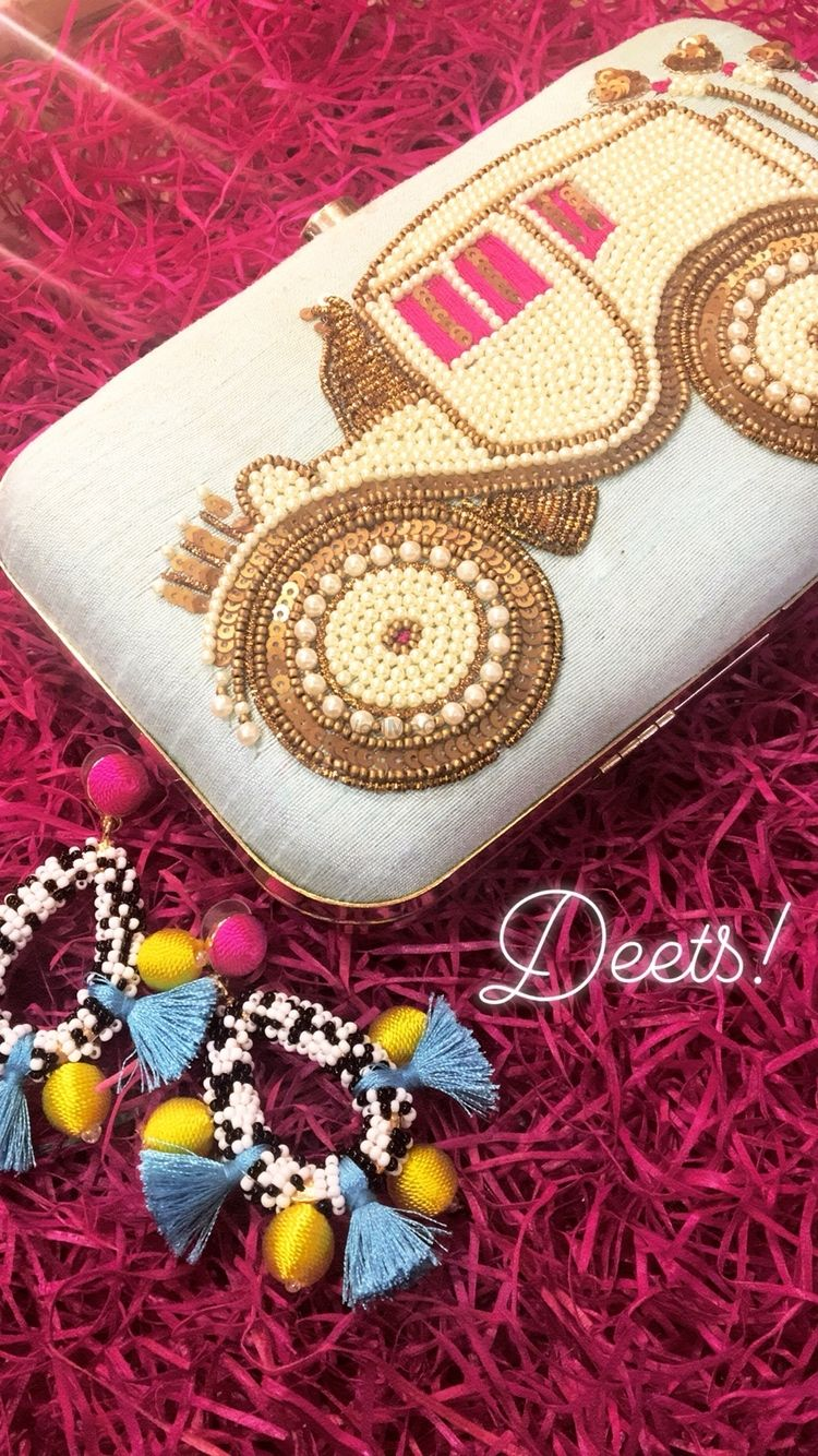 Photo From Handcrafted embroidered beauties  - By Dipi By Ankita Thakur