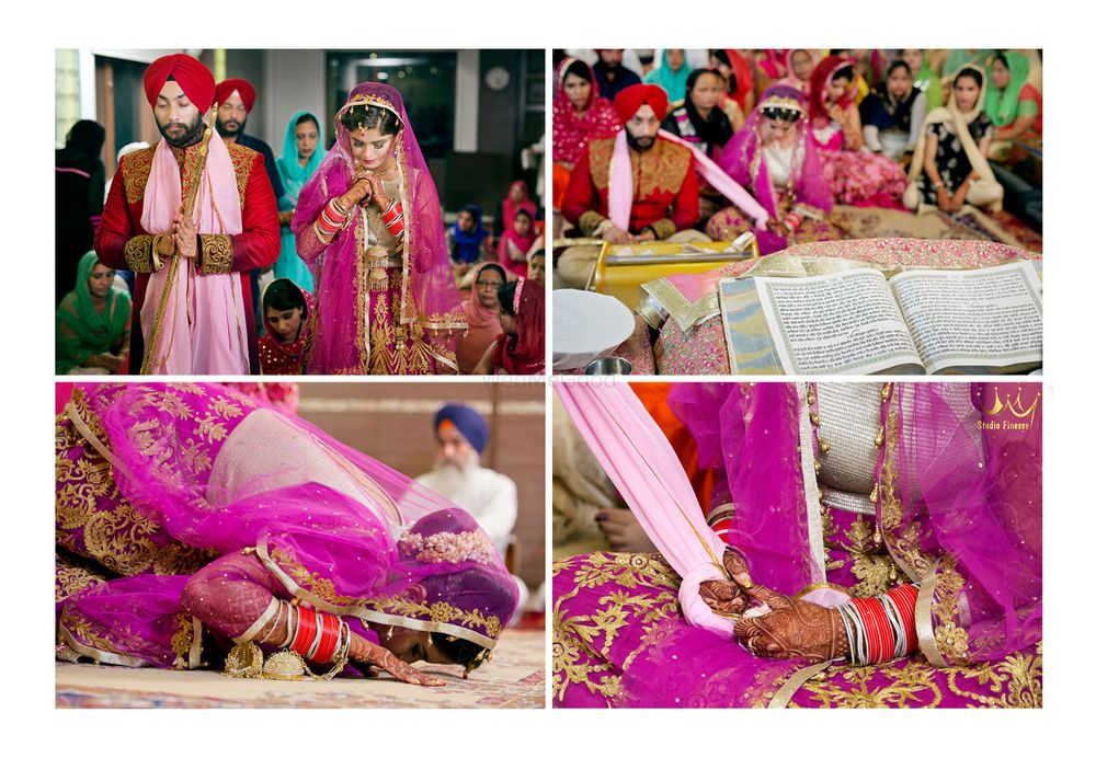 Photo From P + G ''Jab We Wed'' - By Studio Finesse