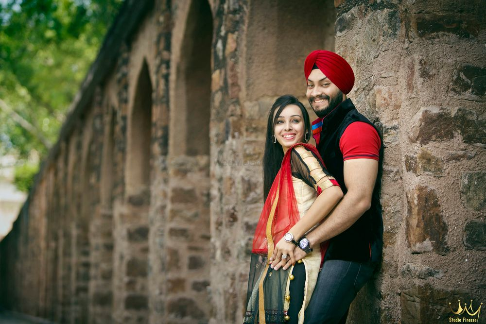Photo From Jaideep + Navleen PreWed Session - By Studio Finesse