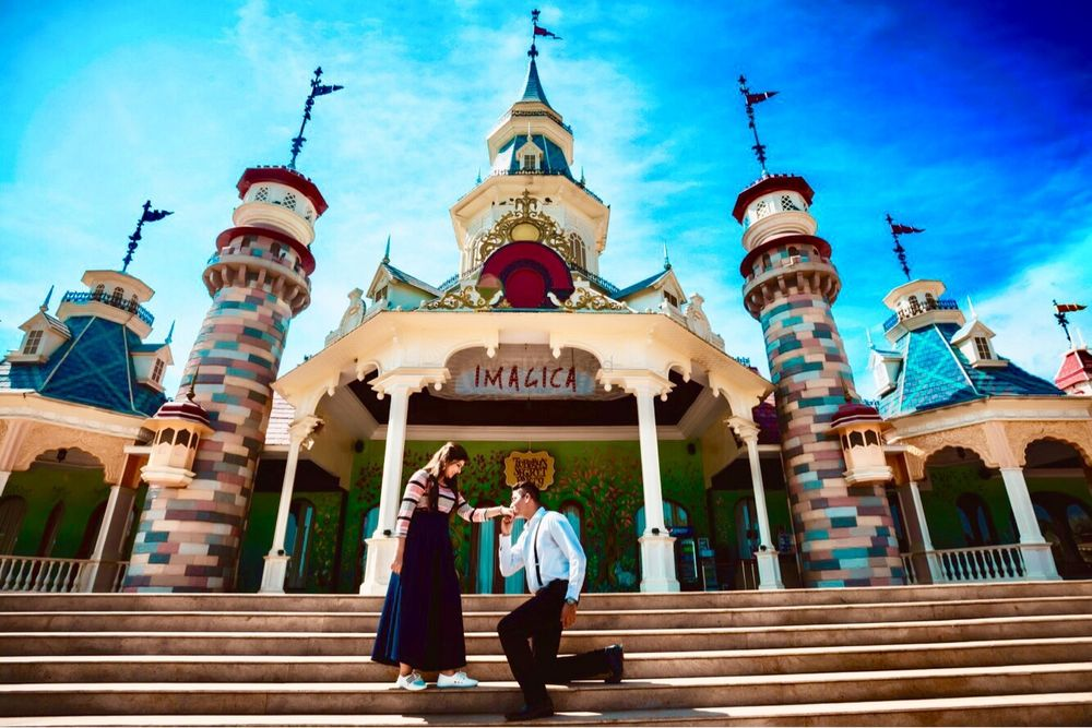 Photo From A fairy tale prewedding  - By Karan Shah Photography