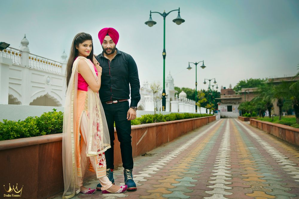 Photo From Prabh + Simran PreWed Session - By Studio Finesse