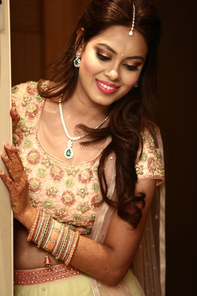 Photo From sneha kanugas functions - By Poonam Lalwani Bridal Hair and Makeup Artist