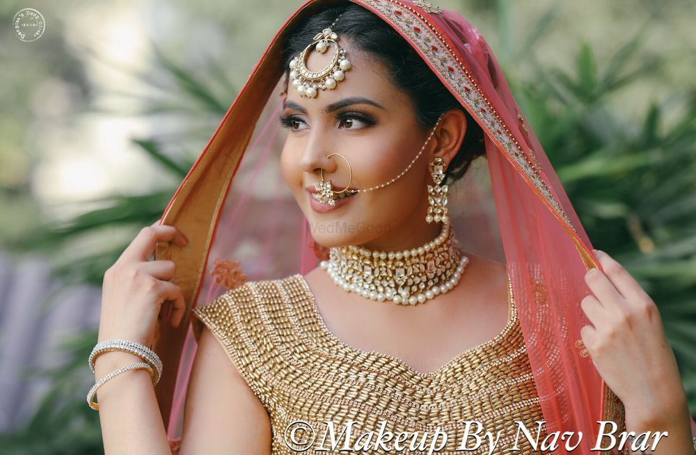 Photo From Bridal diaries  - By Makeup By Nav Brar