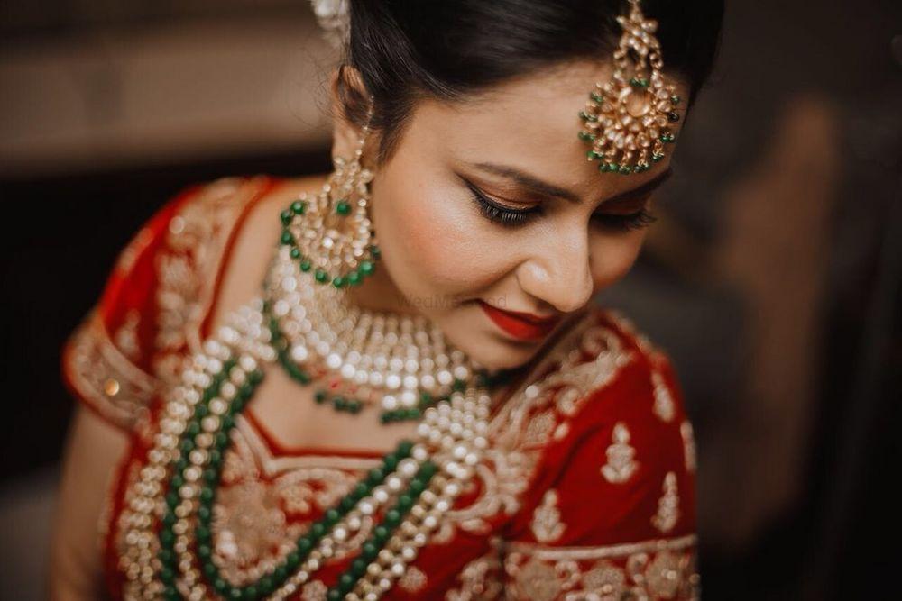 Photo From Harshita Mathur  - By Yogesh Sharma Make Up Artist
