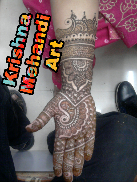 Photo From Krishna Mehandi Art - By Krishna Mehndi Art Hyderabad