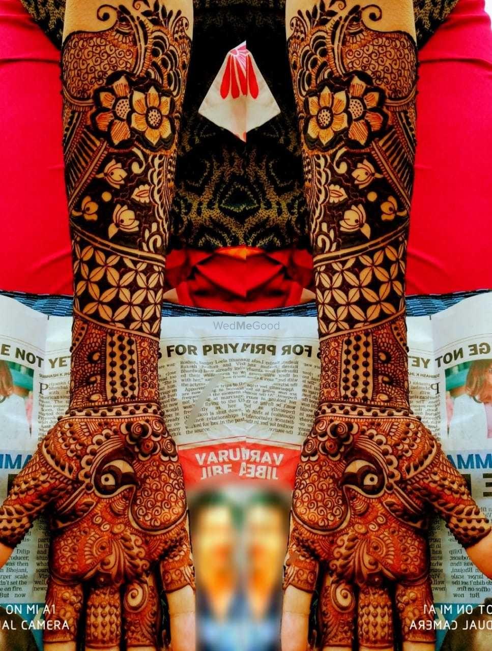 Photo From Krishna Mehandi Art - By Krishna Mehndi Art Hyderabad