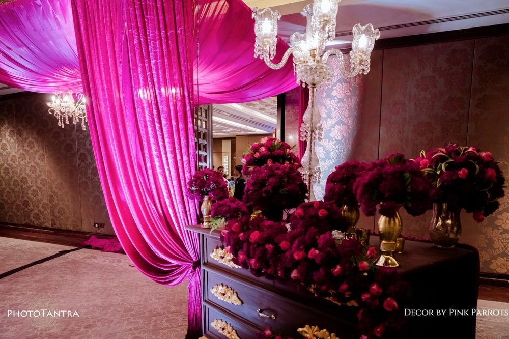 Photo From Vintage Inspired Reception - By Pink Parrots