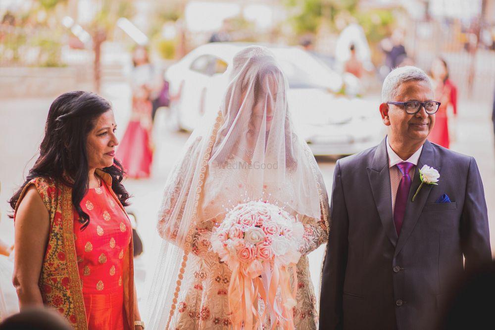 Photo From Fedora & Rohit, Church Wedding - By ShutterBug Photography