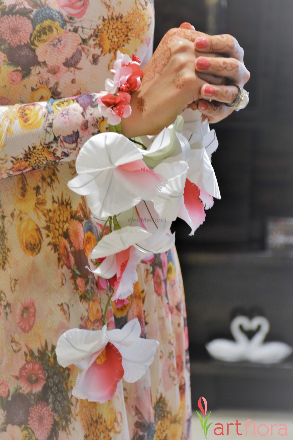 Photo From Floral Accessories - By ArtFlora