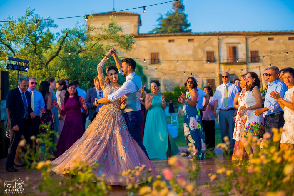 Photo From Karishma + Sandeep, Florence - By Going Bananas Photography