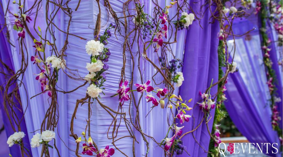 Photo From Lilac Magic - Varun & Adi - Bengali wedding - By Q Events