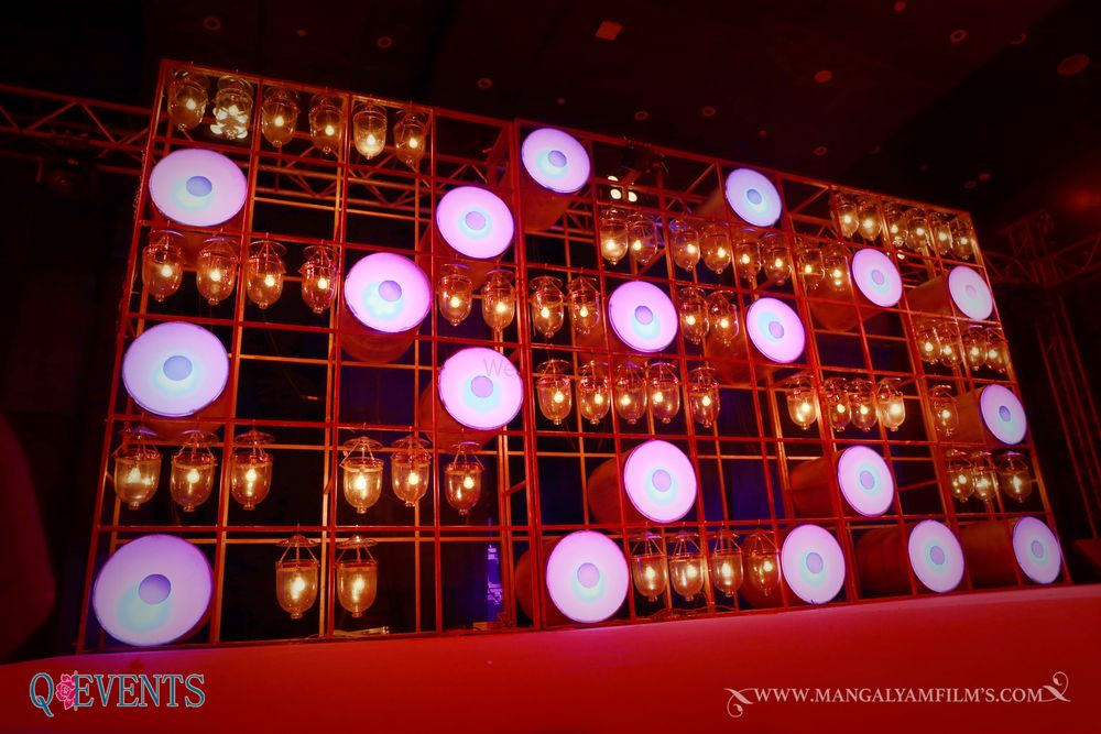 Photo From Royal Sangeet - Prateek & Damini - By Q Events