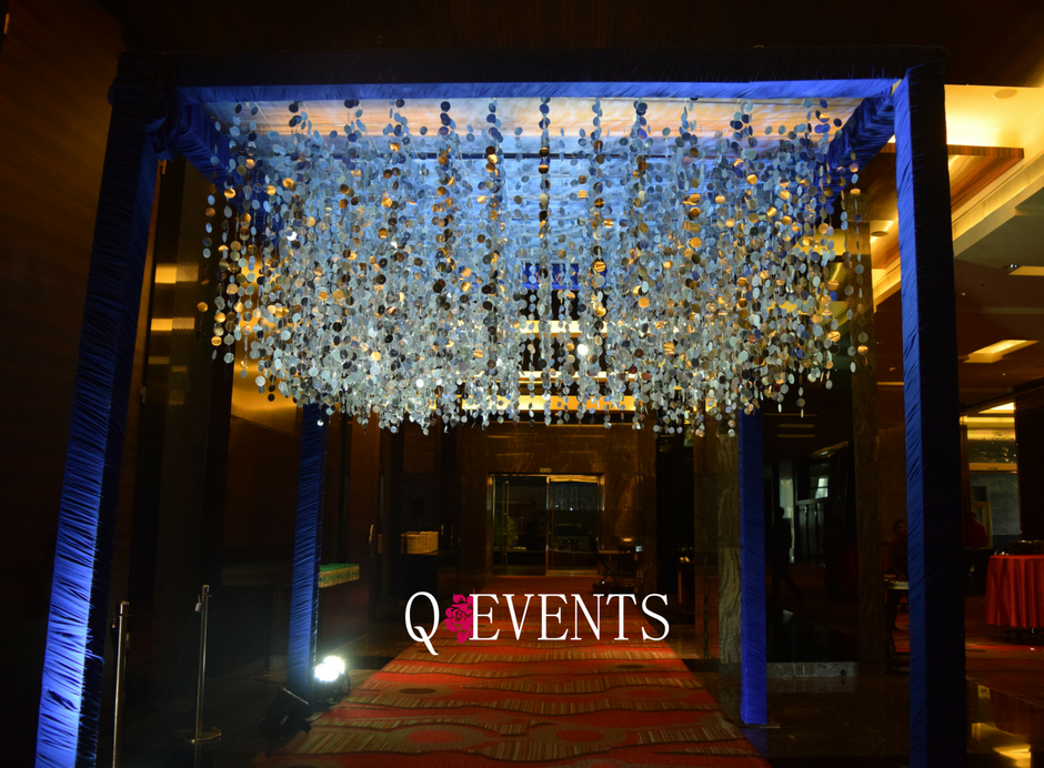 Photo From Disco with a twist - Naman & Dhara - By Q Events