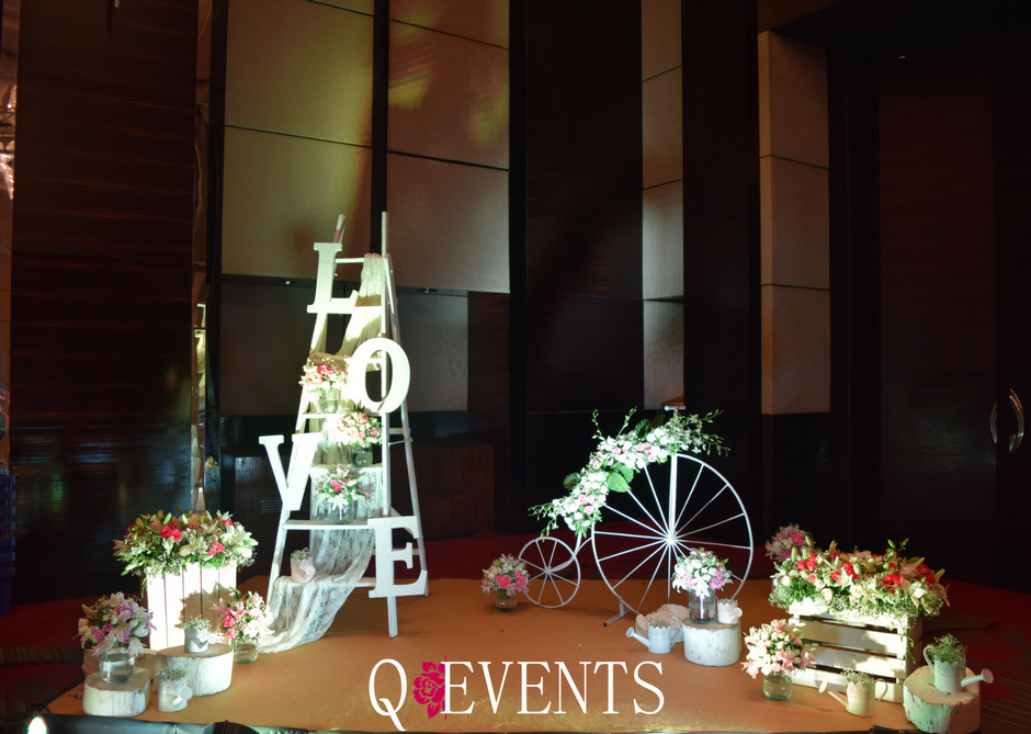 Photo From The Vintage Pink Affair - Naman & Dhara - By Q Events
