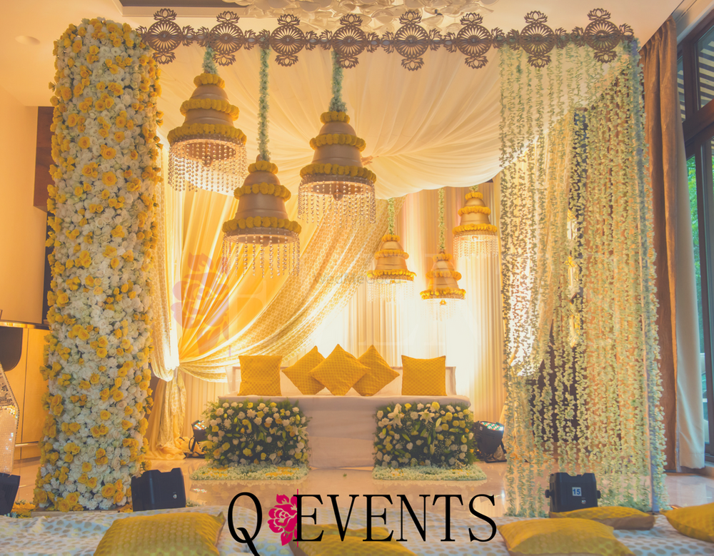 Photo From Bells n drapes - By Q Events