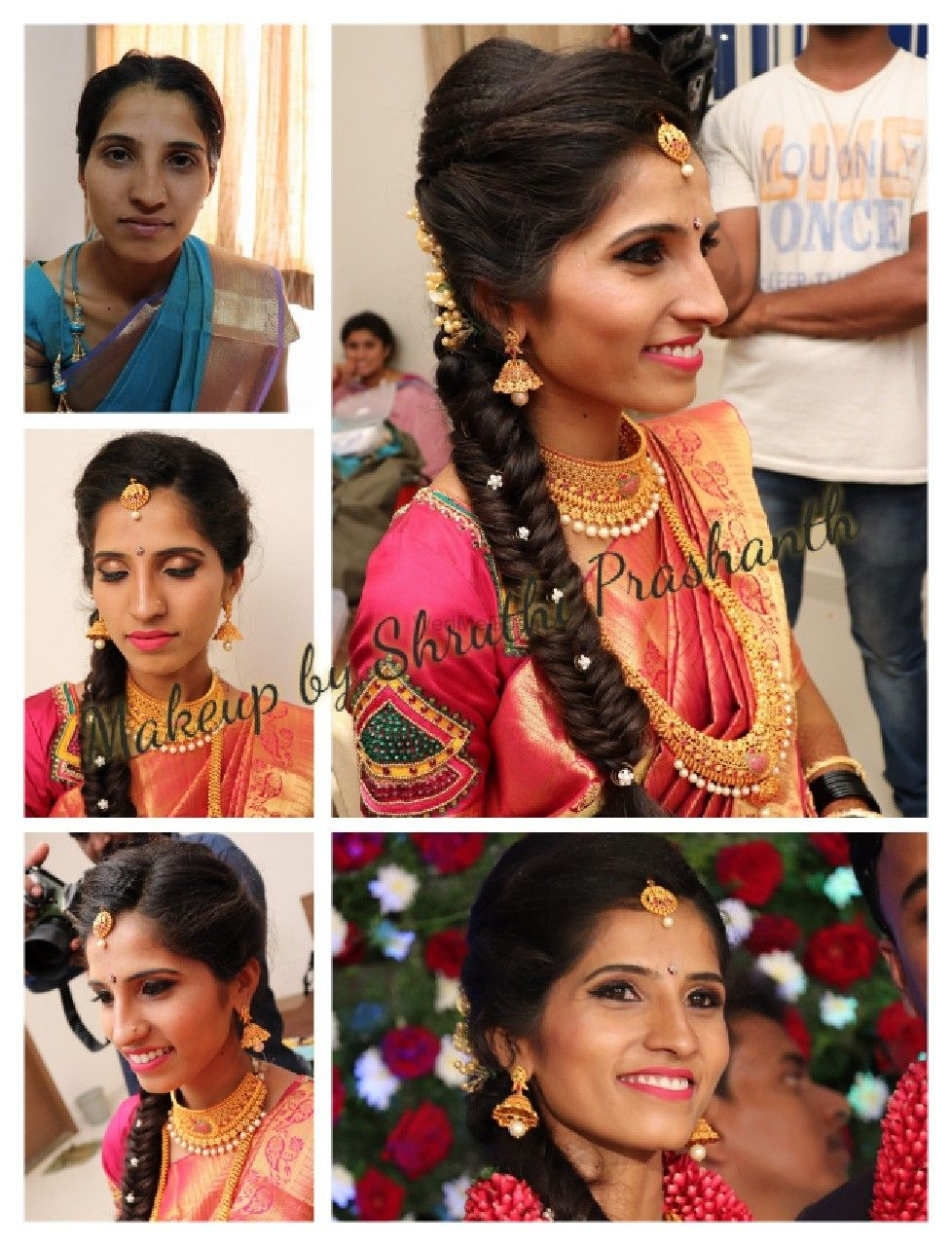 Photo From bride - By Makeup by Shruthi Prashanth