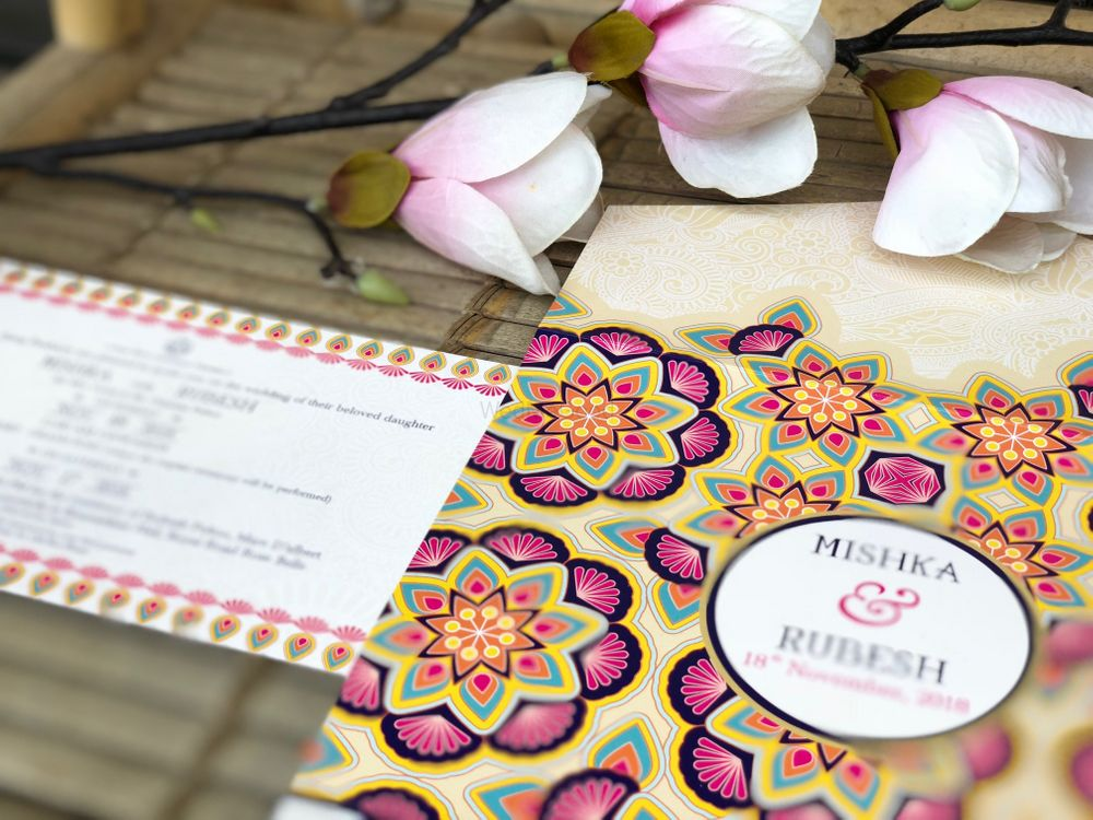 Photo From Mishka & Rubesh - By Organized Chaos - Designers at Work