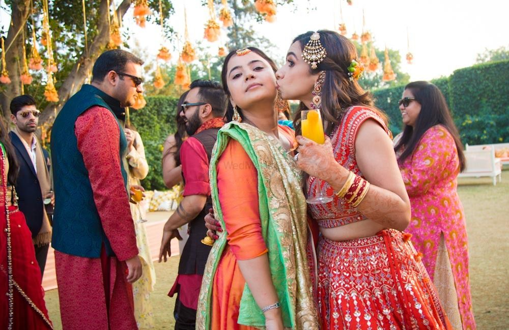 Photo From Shreya + Rohan - By Genda Phool Studios