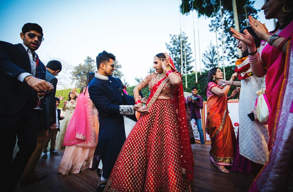 Photo From Shreya + Rohan - By Genda Phool Studios