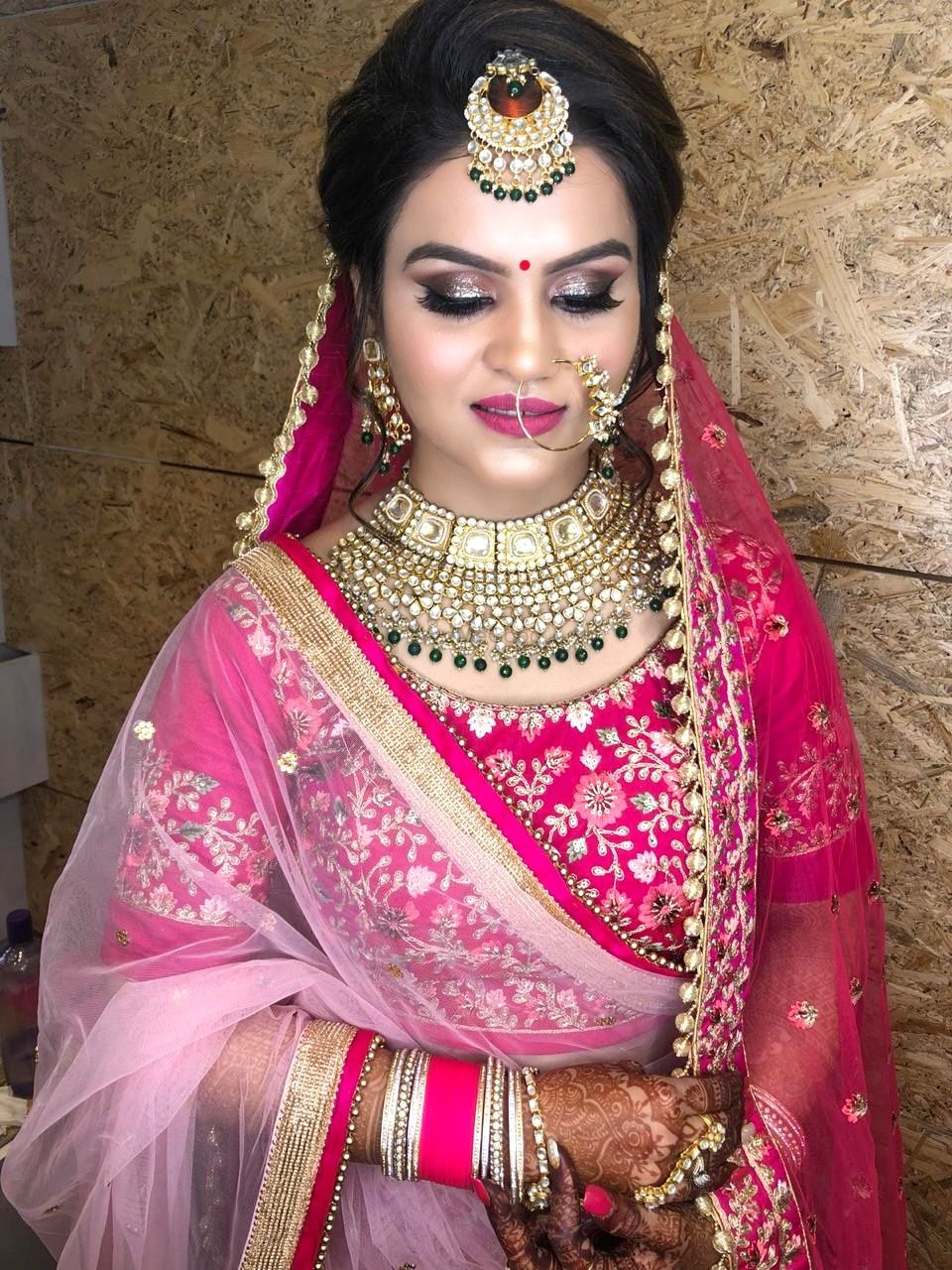 Photo From Bride's by makeupstoriesbysapnabhati - By Makeup Stories By Sapna Bhati