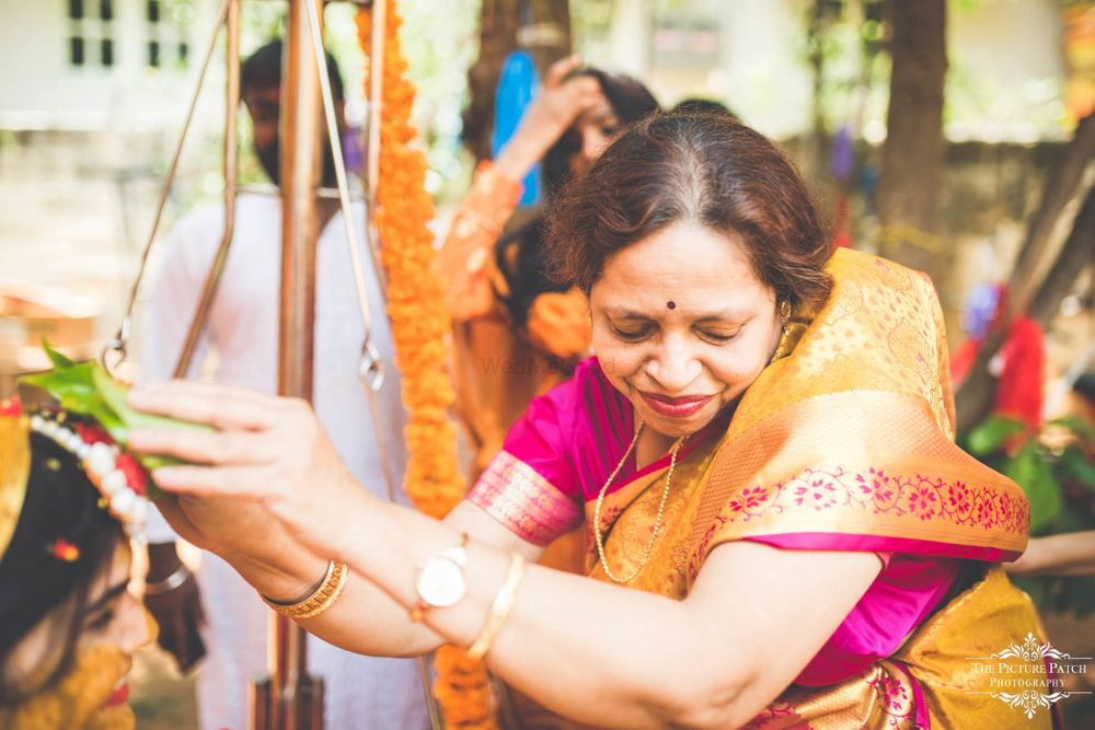 Photo From Swarna's Haldi (Bangalore) - By The Picture Patch Photography