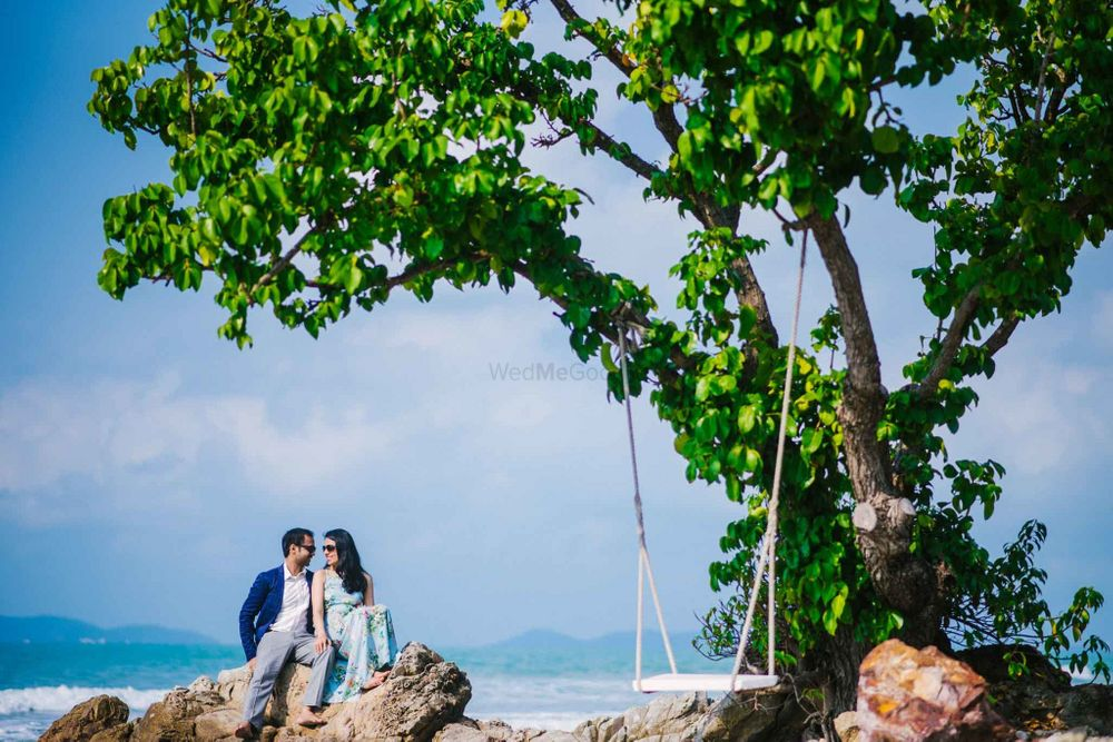 Photo From A + A Pre-wedding - By WhatKnot Photography