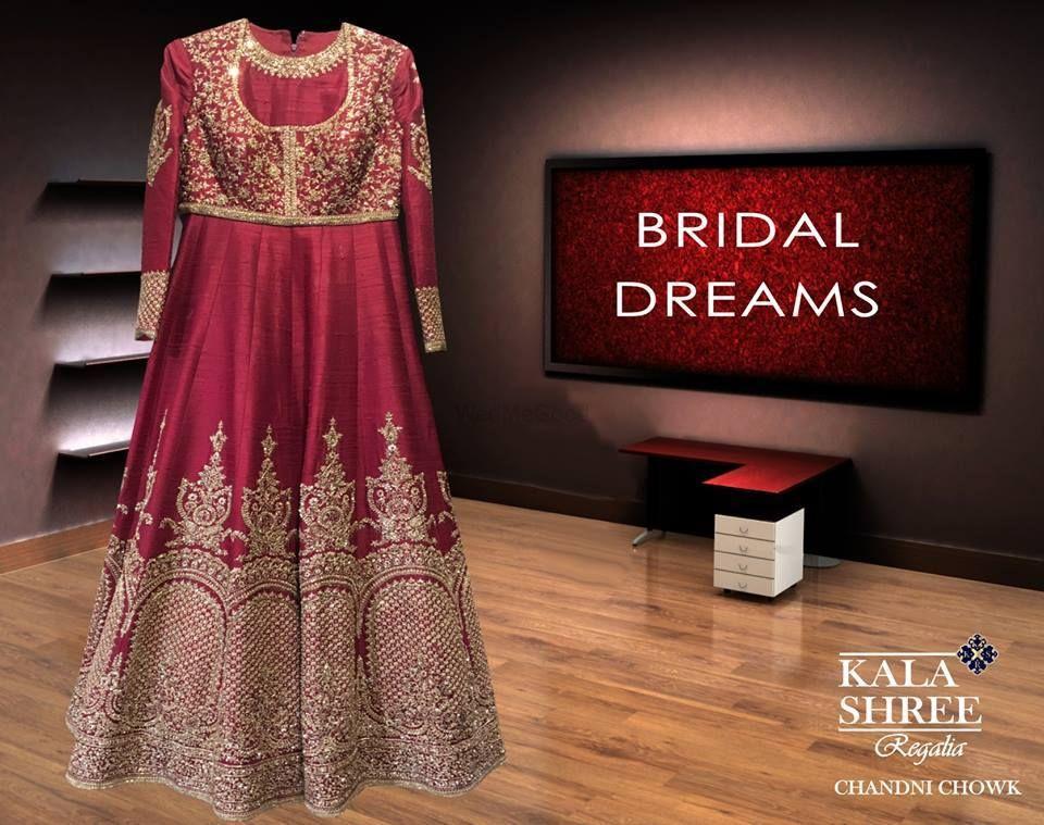 Photo From New Bridal Wear - By Kala Shree Regalia
