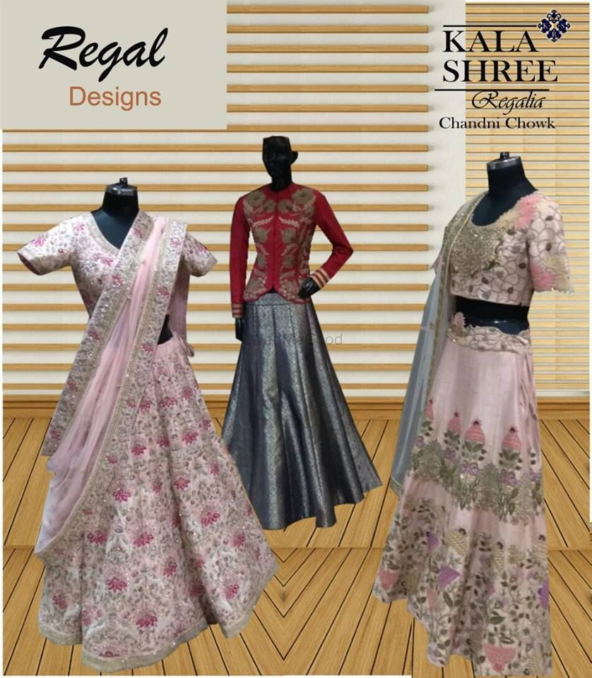 Photo From New Bridal Wear - By Kala Shree Regalia