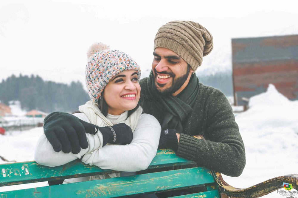 Photo From Sahil & Shipra Prewedding, Gulmarg - By Nitin Arora Photography