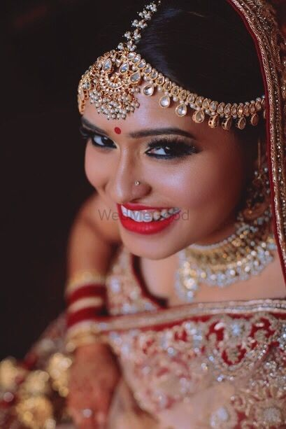 Photo From Rajasthani bride Kriti - By Rashi Sehgal Official