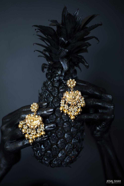 Photo From Black Gold - By Sweta Parikh-Bespoke Jewelry