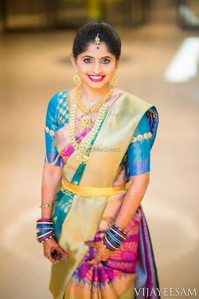 Photo of kanjivaram sari